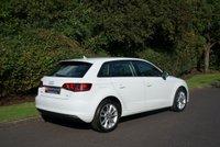 USED 2013 63 AUDI A3 1.6 TDI SE 5d AUTO 104 BHP