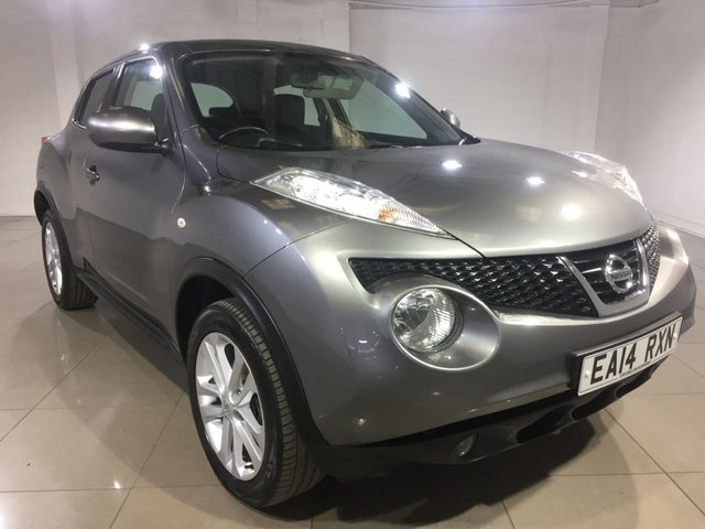 View our 2014 14 NISSAN JUKE 1.5 ACENTA DCI 5d 109 BHP