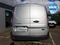 USED 2014 14 FORD TRANSIT CONNECT 1.6 200 TREND P/V 1d 74 BHP