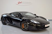 2012 MCLAREN MP4-12C MCLAREN MP4-12C 3.8 HUGE SPECIFICATION ELITE PAINT £97950.00