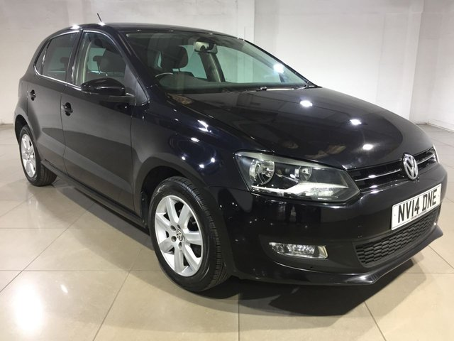 View our 2014 14 VOLKSWAGEN POLO 1.2 MATCH EDITION 5d 59 BHP