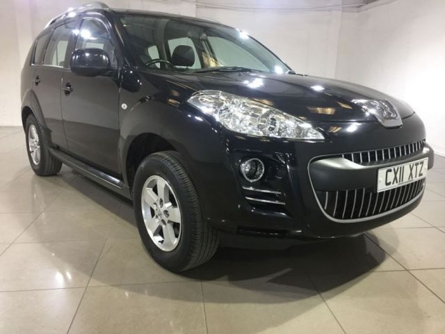 View our 2011 11 PEUGEOT 4007 2.2 SE HDI 5d 156 BHP