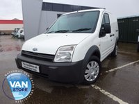 2006 FORD TRANSIT CONNECT 1.8 T200 SWB 1d 74 BHP SOLD