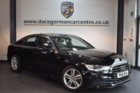 USED 2012 61 AUDI A6 2.0 TDI S LINE 4DR 175 BHP + FULL LEATHER INTERIOR + SATELLITE NAVIGATION + AUDI SERVICE HISTORY + BLUETOOTH + HEATED SPORT SEATS + CRUISE CONTROL + 18 INCH ALLOY WHEELS +