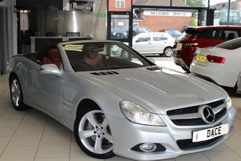 2008 MERCEDES-BENZ SL}