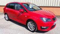 USED 2013 63 SEAT IBIZA 1.2 TSI FR 5d 104 BHP