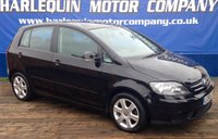 2008 VOLKSWAGEN GOLF PLUS 1.9 SE TDI 5d 103 BHP £3990.00