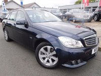 2011 MERCEDES-BENZ C CLASS 2.1 C220 CDI BLUEEFFICIENCY SE 5d AUTO 168 BHP £SOLD