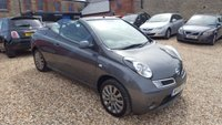 USED 2008 08 NISSAN MICRA 1.6 ACENTA CC 2d 109 BHP