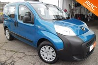USED 2014 14 PEUGEOT BIPPER 1.2 HDI TEPEE S 5d AUTO 75 BHP MUCH SOUGHT AFTER VERSATILE AND ECONOMICAL VEHICLE