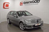 USED 2014 14 MERCEDES-BENZ C CLASS 2.1 C220 CDI EXECUTIVE SE PREMIUM PLUS ESTATE 168 BHP **PANORAMIC SUNROOF**