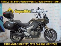 USED 2012 12 KAWASAKI VERSYS 1000 ACF  GOOD & BAD CREDIT ACCEPTED, OVER 500+ BIKES