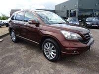 2011 HONDA CR-V 2.2 I-DTEC EX 5d AUTO 148 BHP £10990.00