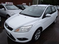 USED 2011 11 FORD FOCUS 1.6 SPORT TDCI 5d 107 BHP 1 FORMER KEEPER SERVICE HISTORY