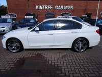 USED 2012 12 BMW 3 SERIES 2.0 320D EFFICIENTDYNAMICS 4d AUTO 161 BHP 1 OWNER FULL SERVICE HISTORY