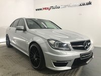 USED 2013 63 MERCEDES-BENZ C 63 AMG 6.2 C63 AMG 4d 457 BHP *** SPEED WITH REFINED LUXURY ***