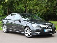 USED 2011 61 MERCEDES-BENZ C CLASS 1.8 C180 BLUEEFFICIENCY SPORT EDITION 125 4dr AUTO £248 PCM With £1290 Deposit