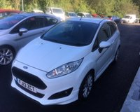 USED 2013 13 FORD FIESTA 1.0 ZETEC S ECOBOOST 3d (125PS) THIS VEHICLE IS AT SITE 1 - TO VIEW CALL US ON 01903 892224