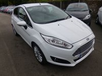USED 2014 14 FORD FIESTA 1.0 TITANIUM X ECOBOOST (125PS) THIS VEHICLE IS AT SITE 1 - TO VIEW CALL US ON 01903 892224
