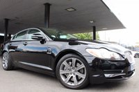 2010 JAGUAR XF 3.0 V6 LUXURY 4d AUTO 240 BHP £10990.00