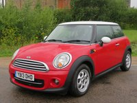 2013 MINI HATCH COOPER 1.6 COOPER D 3d 112 BHP £6690.00