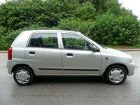 2006 SUZUKI ALTO 1.1 GL 5d 62 BHP £995.00