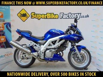 2003 SUZUKI SV650S SK3 £1791.00