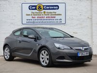 USED 2013 62 VAUXHALL ASTRA 2.0 GTC SPORT CDTI 3d AUTO 162 BHP FULL DEALER HISTORY 2 KEYS FINANCE AVAILABLE