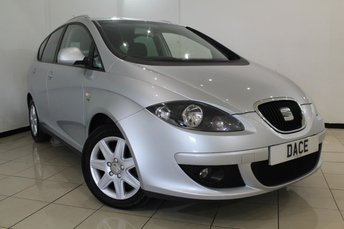 2008 SEAT ALTEA XL}