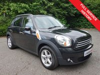 2012 MINI COUNTRYMAN 1.6 COOPER D 5d 112 BHP £7990.00