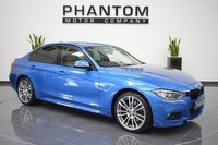USED 2014 64 BMW 3 SERIES 3.0 330D XDRIVE M SPORT 4d 255 BHP