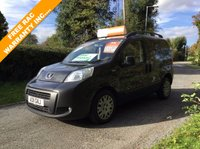 USED 2011 11 PEUGEOT BIPPER 1.2 HDI TEPEE OUTDOOR 5d 75 BHP CAR FINANCE AVAILABLE , RAC DEALER