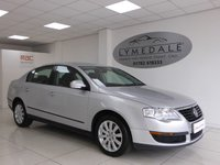 USED 2007 07 VOLKSWAGEN PASSAT 2.0 TDI S 4d 138 BHP Affordable Family Saloon With 12 Months MOT