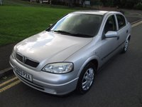 USED 2003 03 VAUXHALL ASTRA 1.6 CLUB 8V 5d 85 BHP 2 OWNERS FROM NEW - SERVICE HISTORY - GOOD CONDITION
