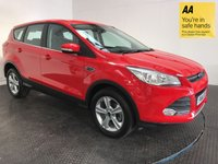 USED 2014 14 FORD KUGA 1.6 ZETEC 5d 147 BHP FSH-1 OWNER-LOW MILEAGE-BLUETOOTH
