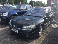 USED 2005 55 RENAULT LAGUNA 1.9 INITIALE SPORT TOURER DCI 5d  +++ HI SPECIFICATION ++