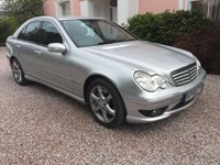 USED 2006 56 MERCEDES-BENZ C CLASS 3.0 C320 CDI SPORT EDITION 4d AUTO 222 BHP
