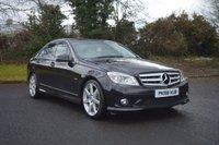 2009 MERCEDES-BENZ C CLASS 2.1 C220 CDI BLUEEFFICIENCY AMG  4d AUTO 170 BHP £6995.00