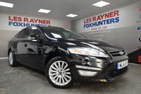 USED 2014 14 FORD MONDEO 1.6 ZETEC BUSINESS EDITION TDCI 5d 114 BHP Full Ford Service History, 1 Owner from new , Sat Nav
