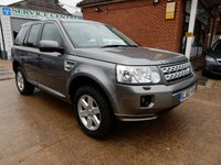 USED 2010 60 LAND ROVER FREELANDER 2.2 SD4 GS 5d AUTO 190 BHP FULL LANDROVER HISTORY,TWO KEYS,AIR CON