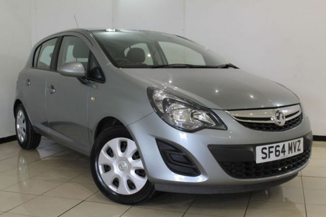 View our 2014 64 VAUXHALL CORSA 1.2 DESIGN 5DR 83 BHP