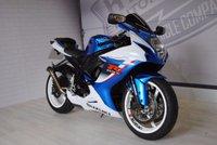 2013 SUZUKI GSXR 600 L3  £6600.00