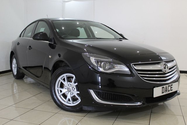 View our 2014 14 VAUXHALL INSIGNIA 2.0 DESIGN CDTI ECOFLEX S/S 5DR 118 BHP