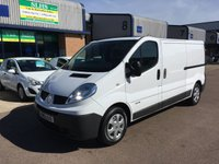 2013 RENAULT TRAFIC 2.0 LL29 DCI S/R P/V 1d 115 BHP £8395.00