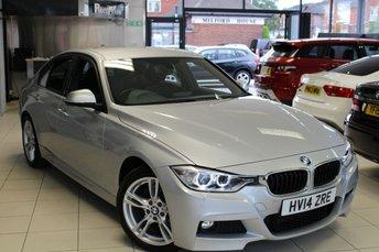 2014 BMW 3 SERIES}