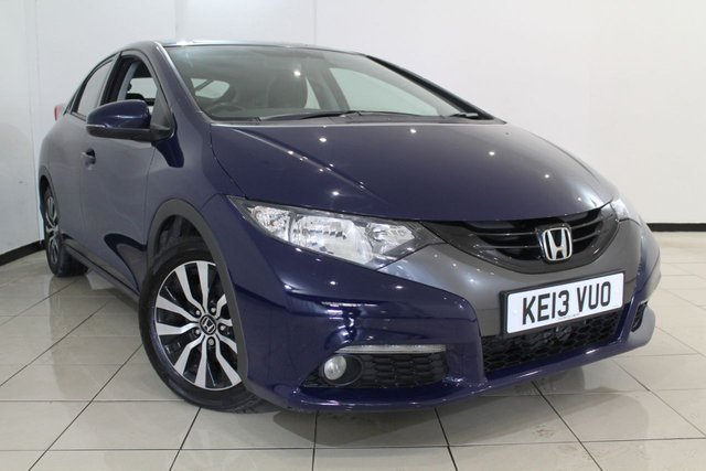 View our 2013 13 HONDA CIVIC 1.6 I-DTEC ES-T 5DR 118 BHP