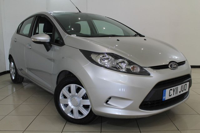 View our 2011 11 FORD FIESTA 1.6 EDGE ECONETIC TDCI DPF 5DR 94 BHP