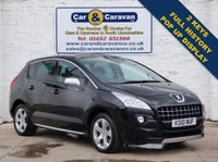 USED 2010 10 PEUGEOT 3008 1.6 EXCLUSIVE 5d 155 BHP PAN ROOF FULL SERVICE HISTORY