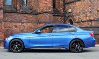 2013 BMW 3 SERIES 3.0 330D M SPORT 4d AUTO 255 BHP [PRO MEDIA] £18975.00