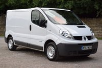 USED 2012 62 RENAULT TRAFIC 2.0 SL27 DCI S/R  115 BHP